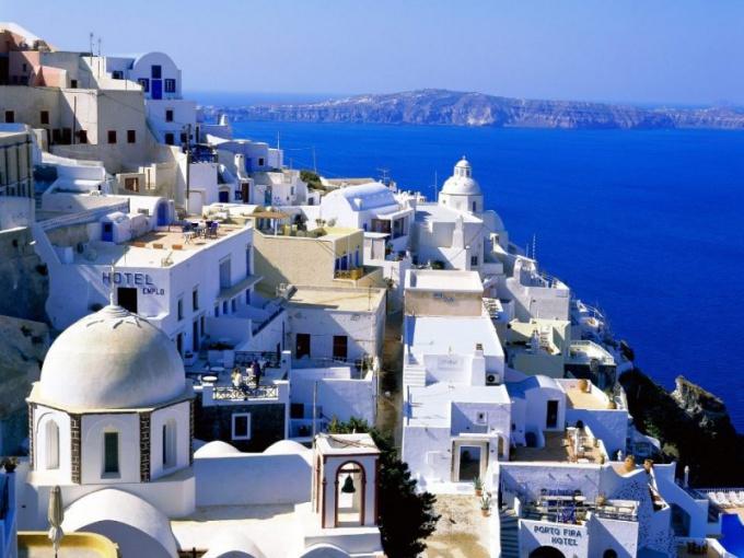 Какая погода в Греции в июне