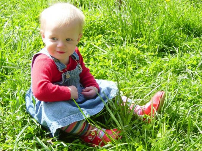 Как развивать годовалого ребенка