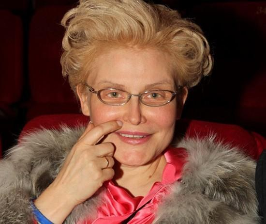 Elena Malysheva - doctor, TV personality