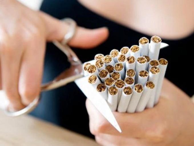 Почему люди толстеют когда бросили курить