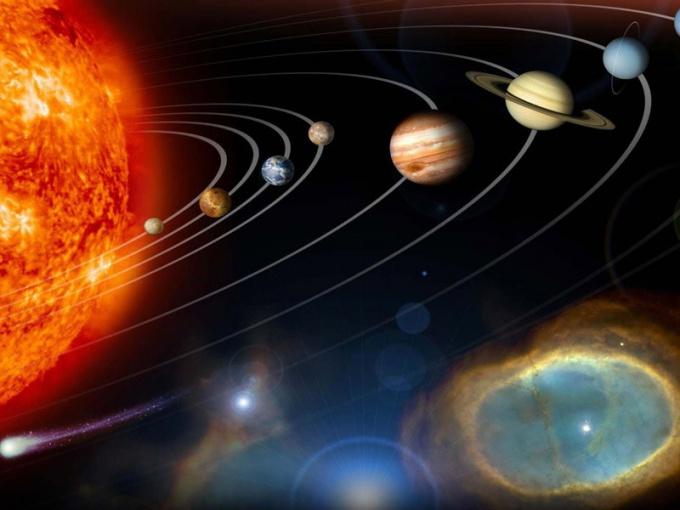Отличительные особенности планет Солнечной системы