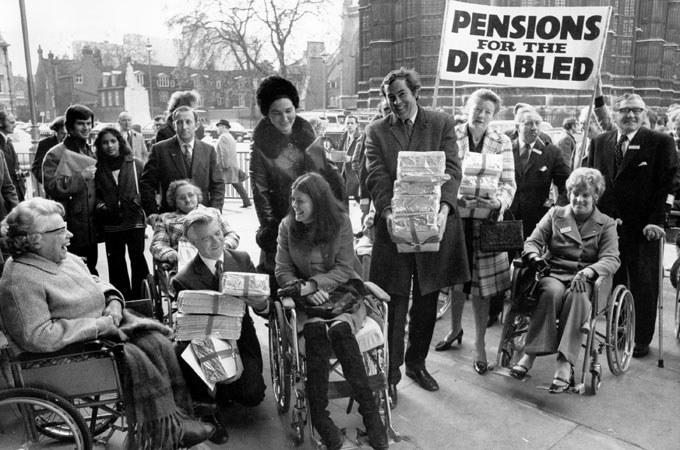 5-е мая  – Международный день борьбы инвалидов за свои права