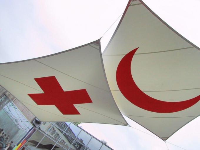 8 мая –  Международный день Красного креста и Красного полумесяца