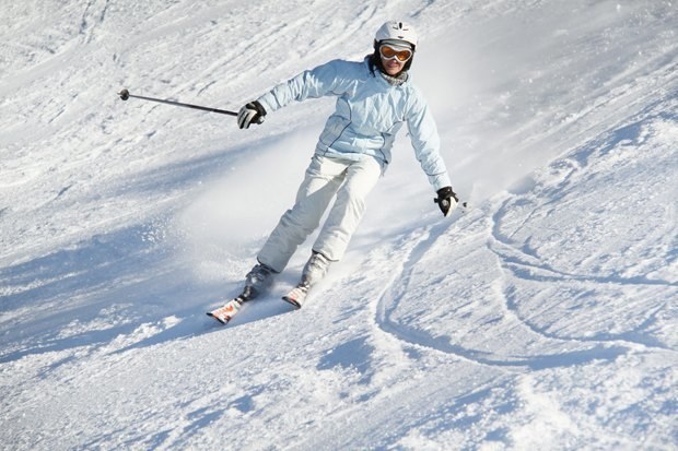 Где покататься на лыжах в Москве