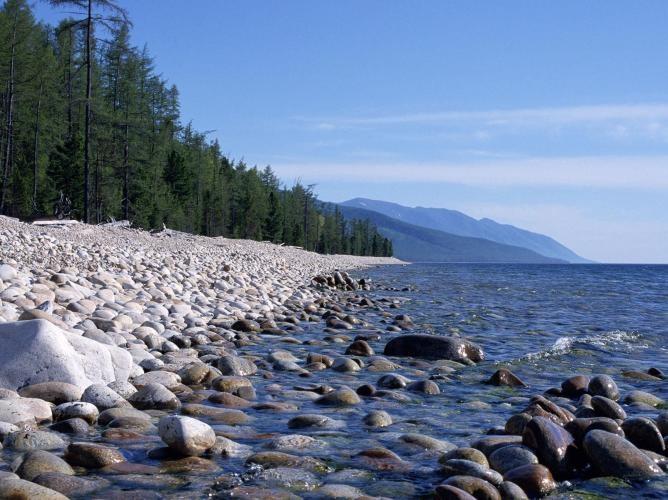 Как появилось озеро Байкал