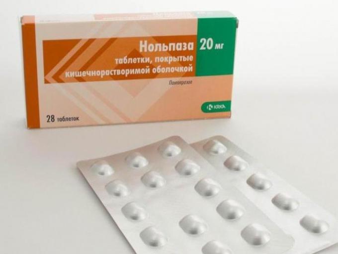 """""""Нольпаза"""": инструкция по применению, отзывы о препарате"""