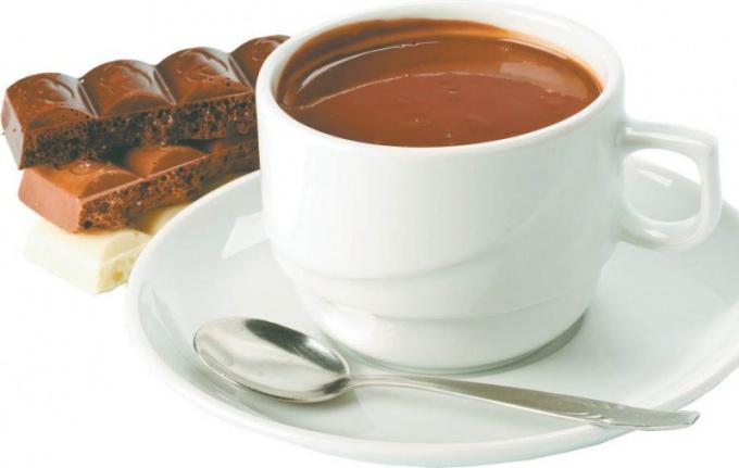 Какой шоколад лучше выбирать для изготовления горячего шоколада