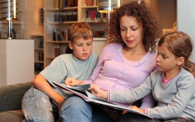 Научите детей правильно запоминать стихотворение
