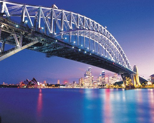 Какой мост самый широкий в мире