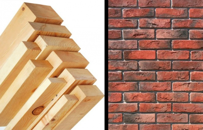 Из чего построить дом: дерево или камень?