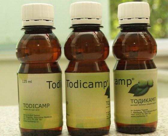 Как принимать «Тодикамп»