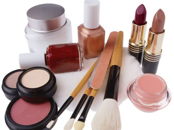 The best brands of decorative cosmetics