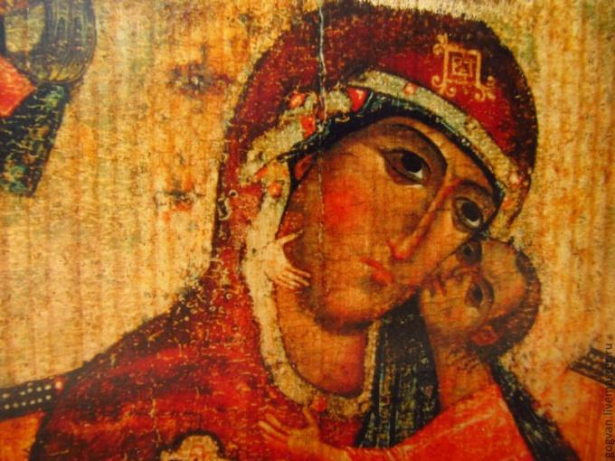 Икона Богоматери Толгской считается покровительницей Ярославля