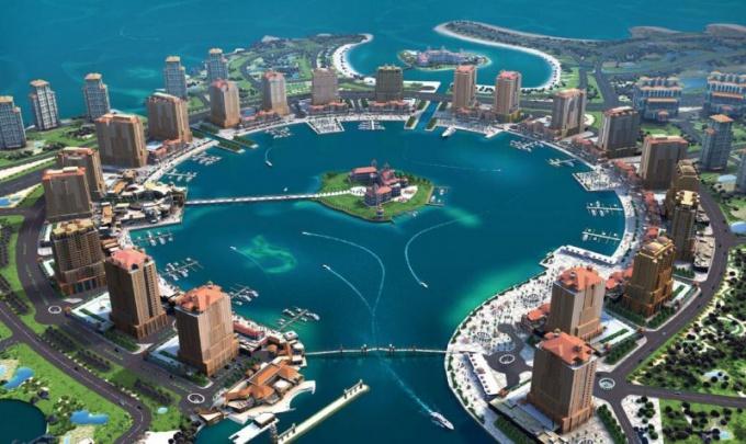 Катар - самая богатая страна в мире
