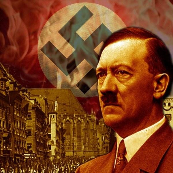 Гитлера многие считают одиозной личностью