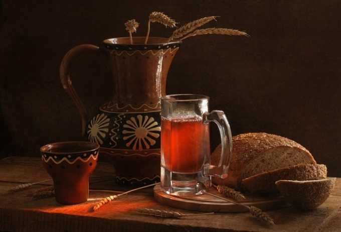 Can a nursing mother to drink a kvass?