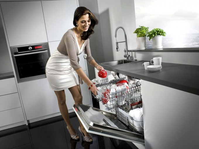 Some dishes cannot be washed in the dishwasher