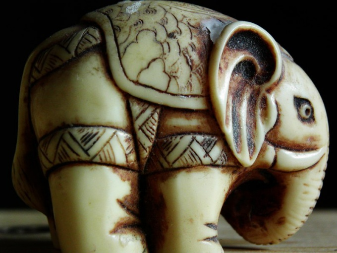 What does the elephant in Feng Shui