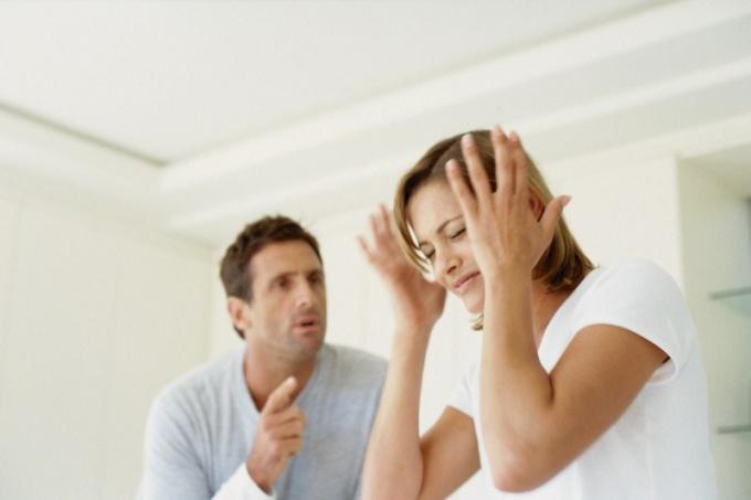 От недопонимания до развода - один шаг