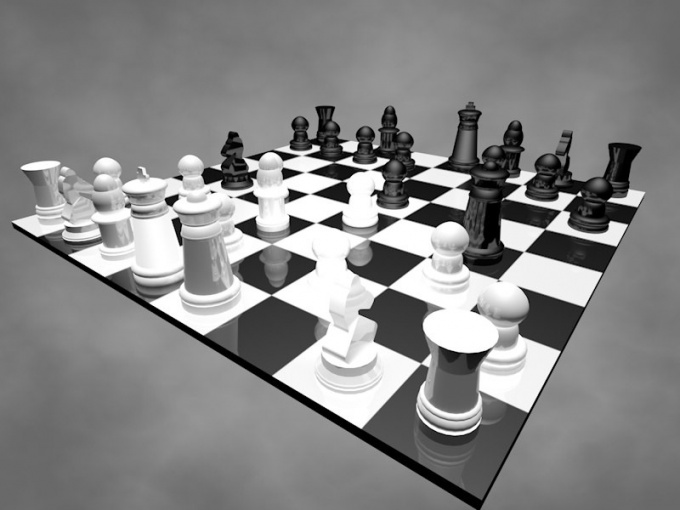 Шахматы как они есть