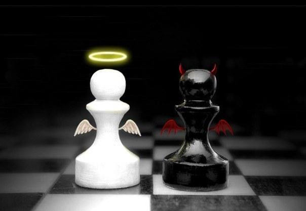 Что творить: добро или зло?