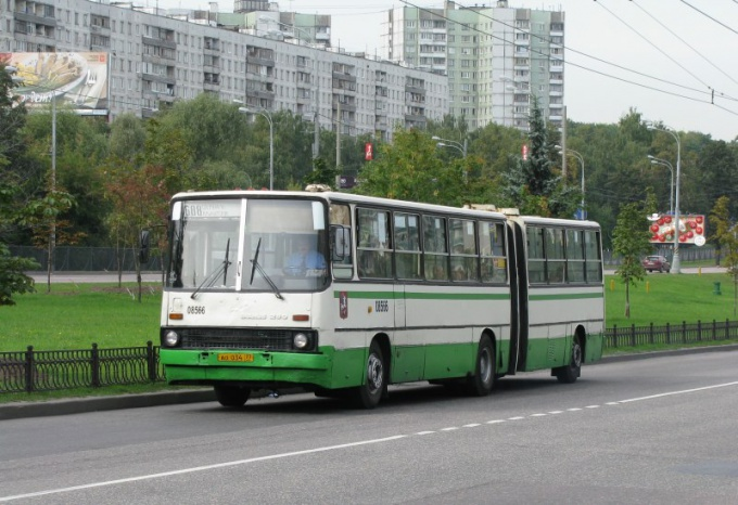 Правила поведения в общественном транспорте