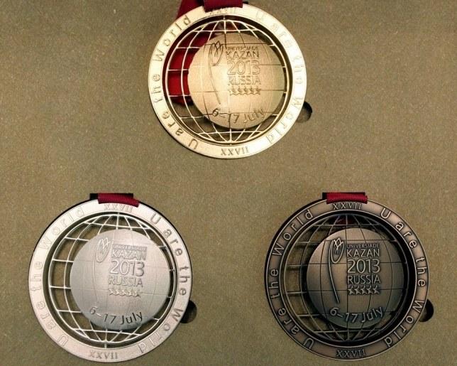 Один комплект из трех медалей обошелся казне в 13 тысяч 687 рублей
