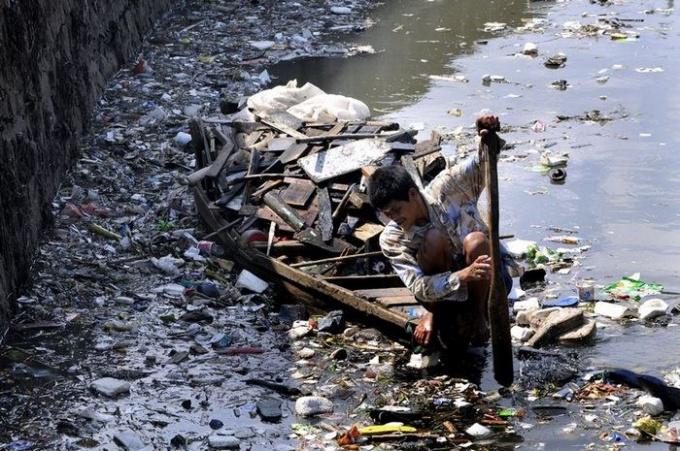 Какая река самая грязная в мире