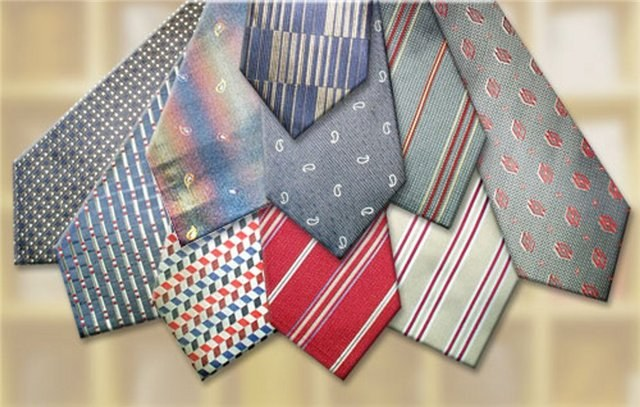 Which tie will suit purple shirt