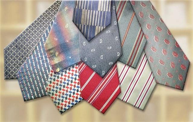 Какой галстук подойдет к фиолетовой рубашке