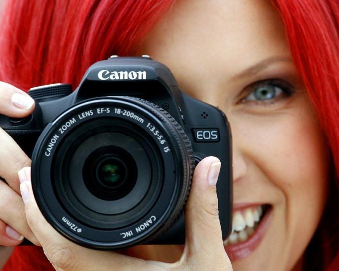 Как работает фотоаппарат