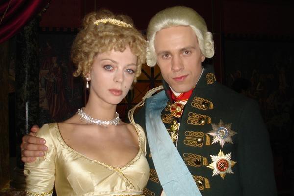 Сериал «Адъютанты любви» - историческая мелодрама