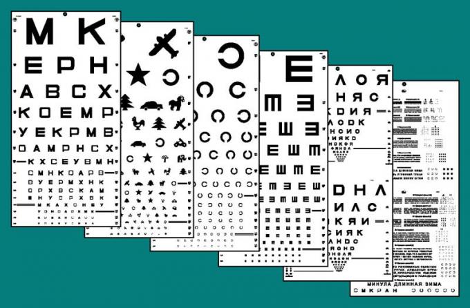 Где проверить зрение