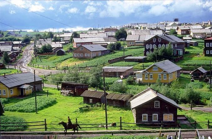 Где находится самое большое село России
