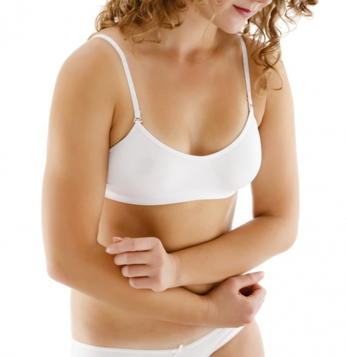Is it possible to heat the bladder in cystitis