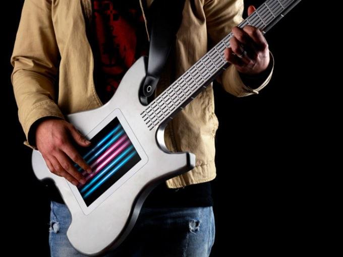 Плюсы и минусы сенсорной гитары