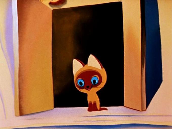 Как нарисовать котёнка по имени Гав?