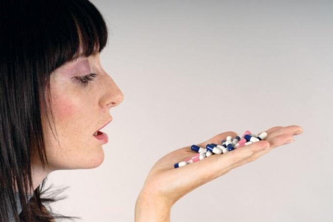 Препарат «Нистатин»