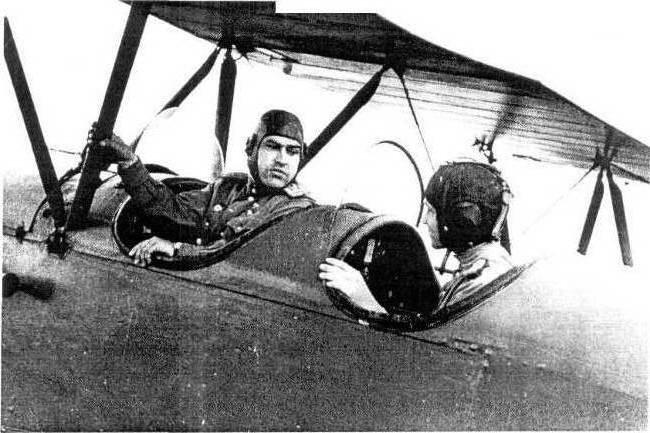 Maresiev at the helm