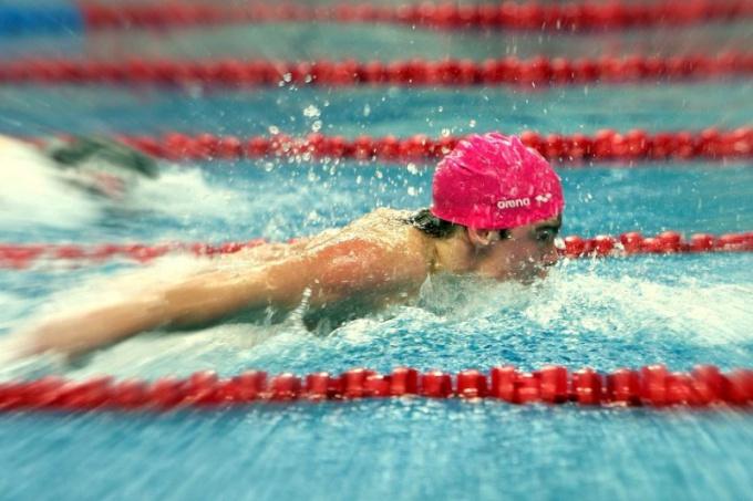 Какая олимпийская дистанция по плаванию самая длинная