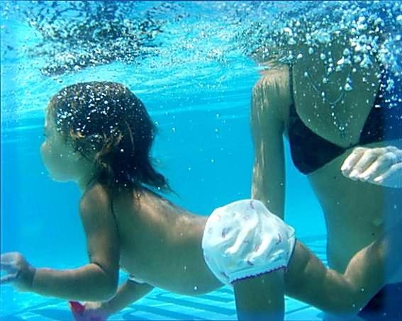 Правила движения в воде