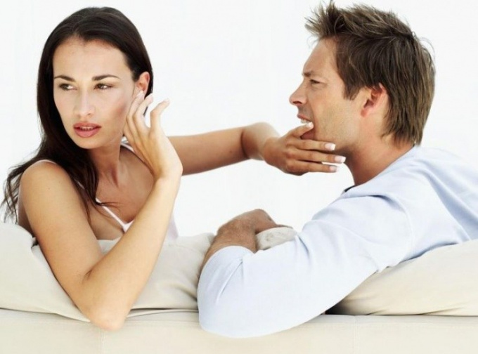 How to punish a man for gossip and lies