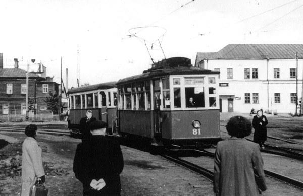 Почему хам бывает именно трамвайный