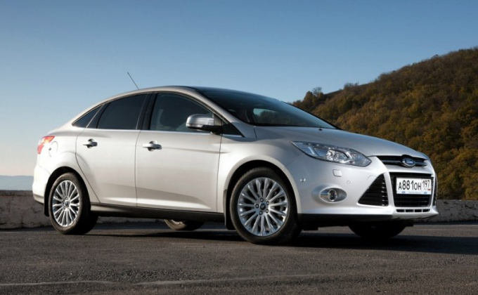 What is the fuel consumption of Ford Focus