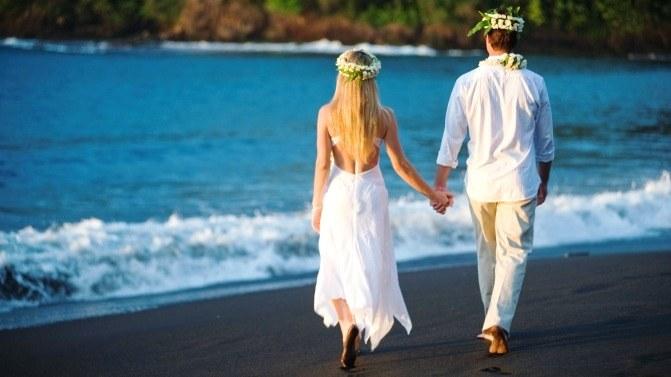 Как провести свадьбу на Бора Бора