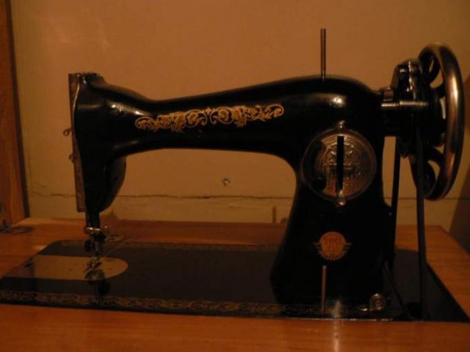"Sewing machine ""Chaika"""