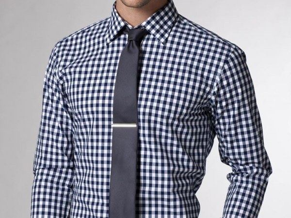 Crease-resistant men's shirt