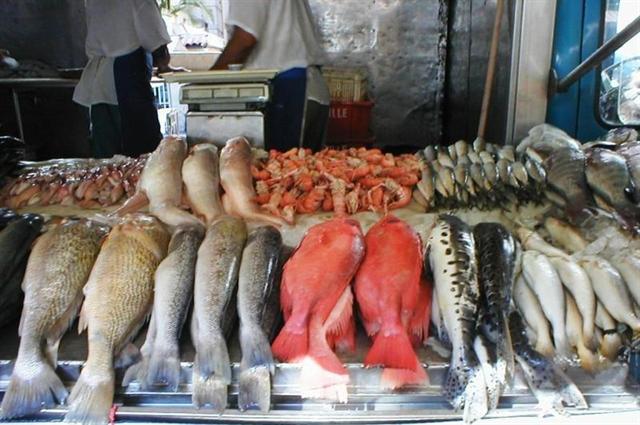 Как определить свежая ли рыба.