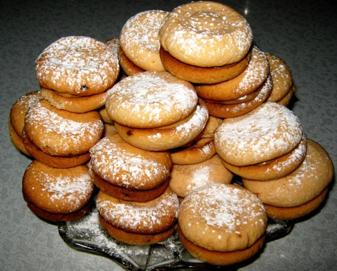 Как испечь печенье «Малышки»
