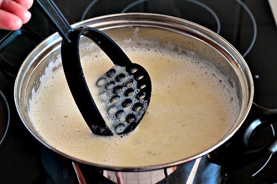 Как приготовить крем-суп из картофеля